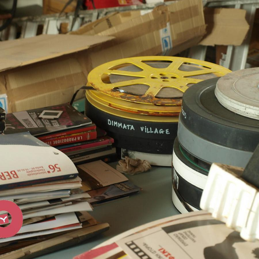 """Cyprus Film Archive"" by Cyprus Film Archive is licensed under CC BY-SA 2.0"